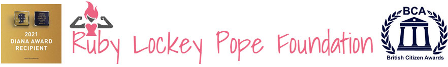 Ruby Lockey Pope Logo